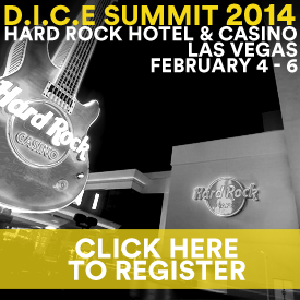 2014 DICE Registration Open