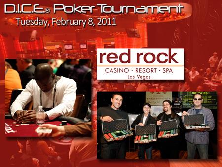 6th Annual D.I.C.E. Poker Tournament