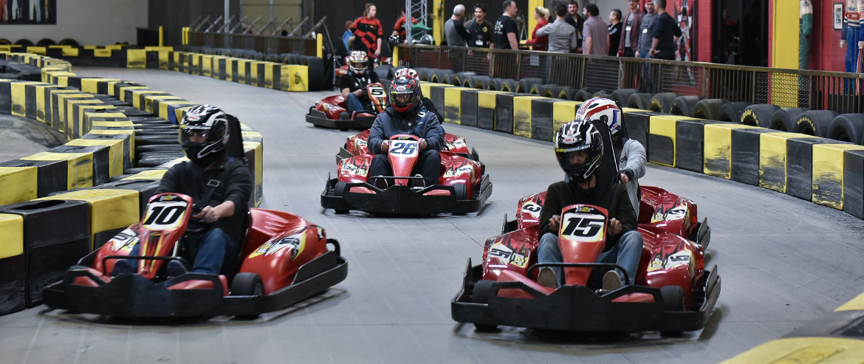 D.I.C.E. Go-Karting Tournament at Pole Position Raceway