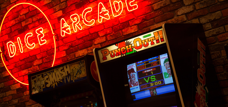 D.I.C.E. Arcade