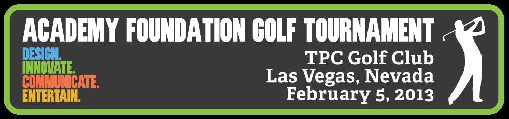 Academy Golf Tournament