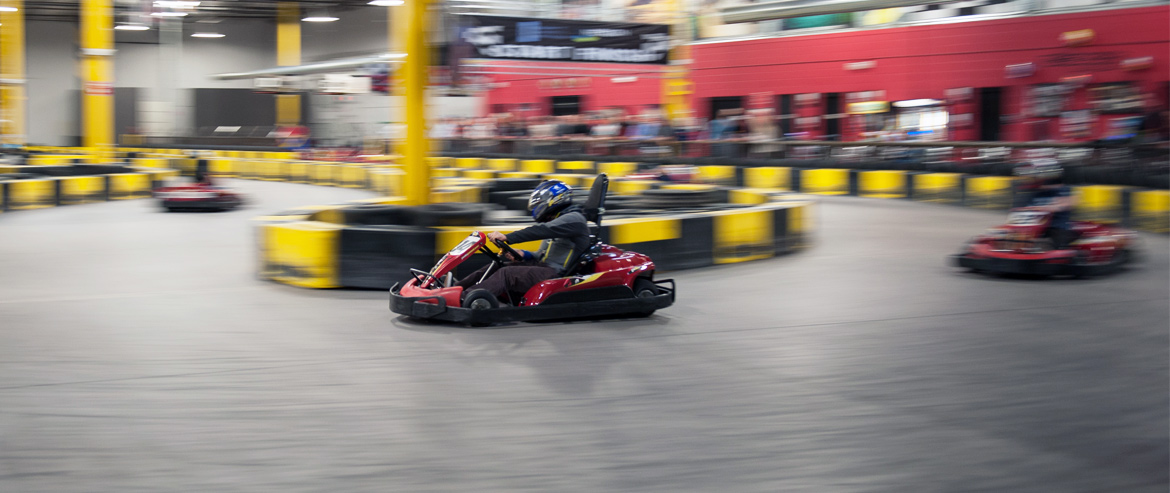 D.I.C.E. Go-Karting Tournament at Pole Position Raceway