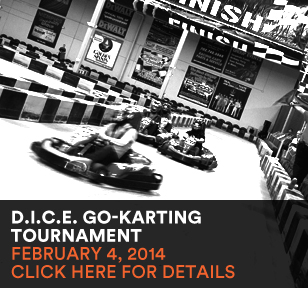 2/4/2014 - Annual D.I.C.E. Go-Karting Tournament
