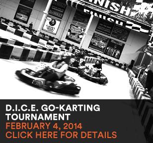 2/4/2014 - Annual D.I.C.E. Go-Karting Tournament