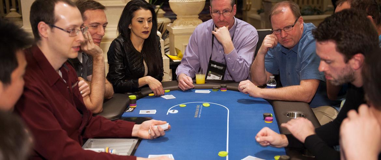 D.I.C.E. Poker Tournament