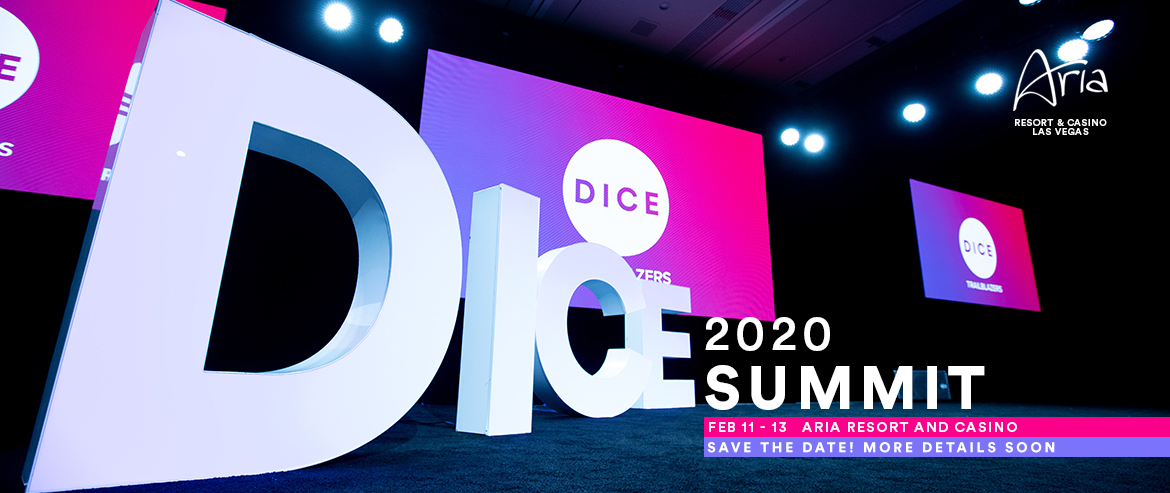 Welcome to the Official D I C E  Summit Website