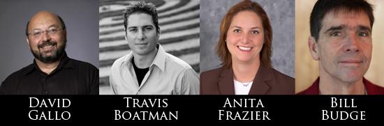 Last 2011 Keynote Speakers