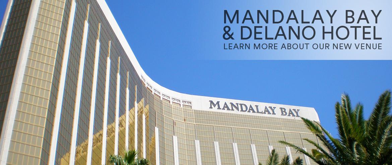 Delano Hotel and Mandalay Bay