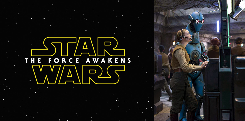 Star Wars: The Force Awakens - Billie Lourd
